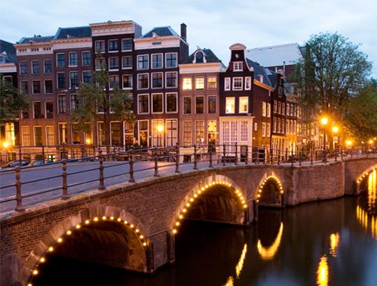 Les maisons néerlandaises sous forme d'objets déco !