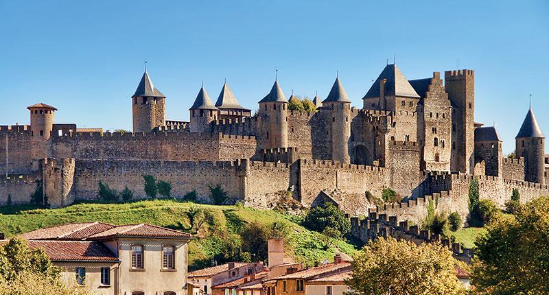 Carcassonne, Canal du Midi