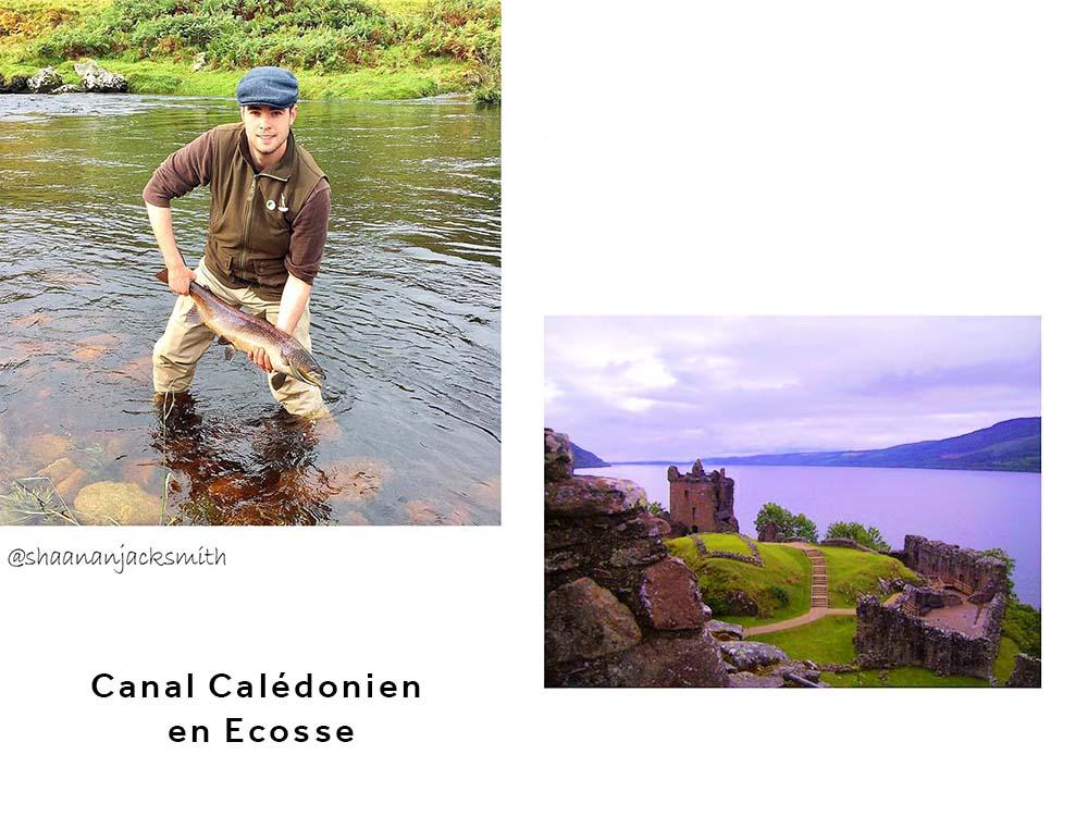Le Canal Calédonien en Ecosse
