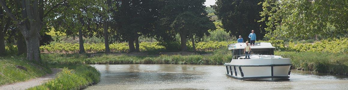 Horizon Canal du Midi