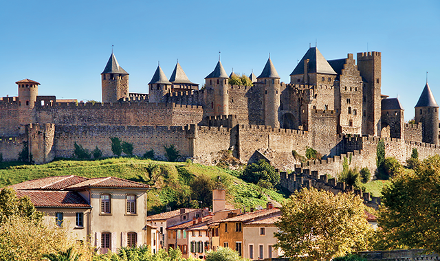 Sa Majesté Carcassonne : un plongeon dans le Moyen Age ... et plus encore !