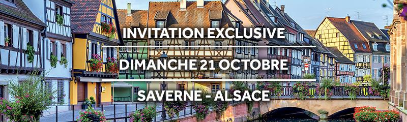 Inviation Exclusive - Vente de Bateaux Le Boat - Saverne, Alsace - 21/10