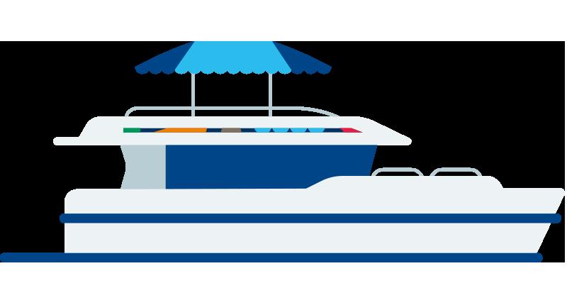 Icone bateau Horizon