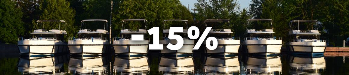 Flotte Horizon -15%