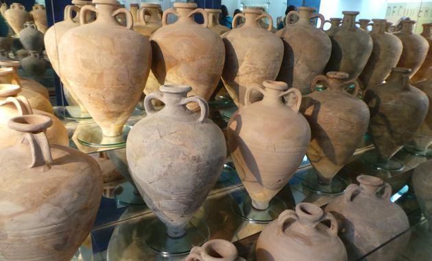 Le musée des potiers Gallo-Romains Amphoralis