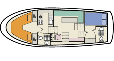 Curlew WHS - deck plan