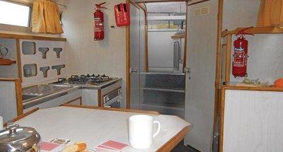 Kingfisher WHS - Salon et Cuisine