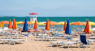 Se relaxer sur les plages de Lignano