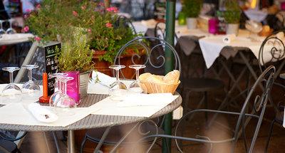 Café traditionnel français