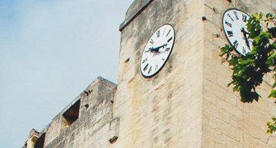 Tour de l'Horloge, Camargue