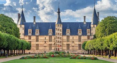 Le palais ducal de Nevers