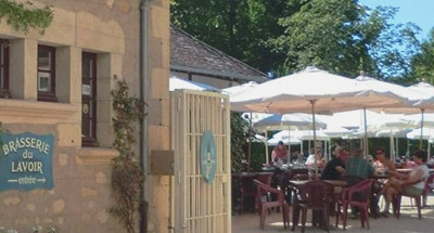 Brasserie en Bourgogne