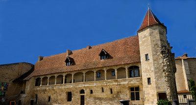 Château d'Henri IV à Nérac