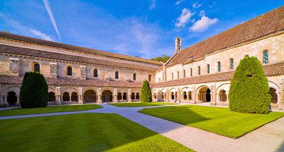 Abbaye de Fontenay à Montbard