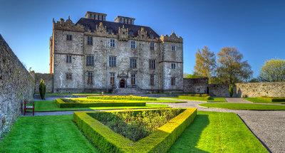 Château de Portumna et ses jardins