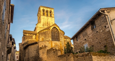 Eglise de la Madeleine à Tournus