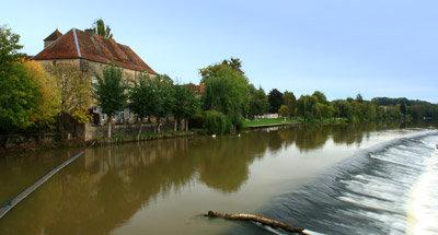 Scey-sur-Saône, Bourgogne