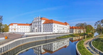 Palace Oranienburg, Allemagne