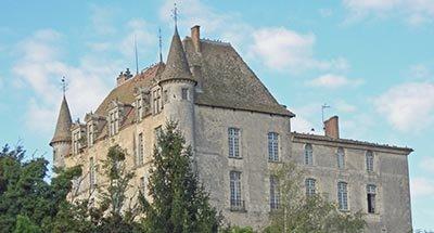 Château du Hamel en Aquitaine