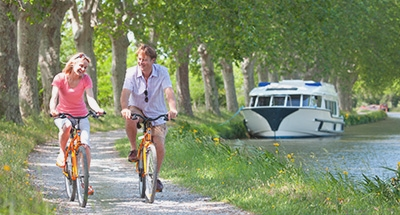 Cycling on the Midi