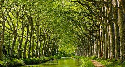 Week-end sur le Canal du Midi