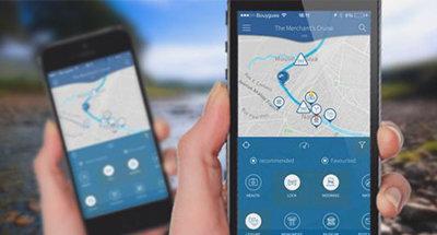 Application Le Boat - Planifier votre itinéraire