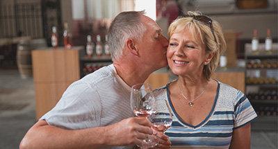 Dégustation de vin sur le Midi