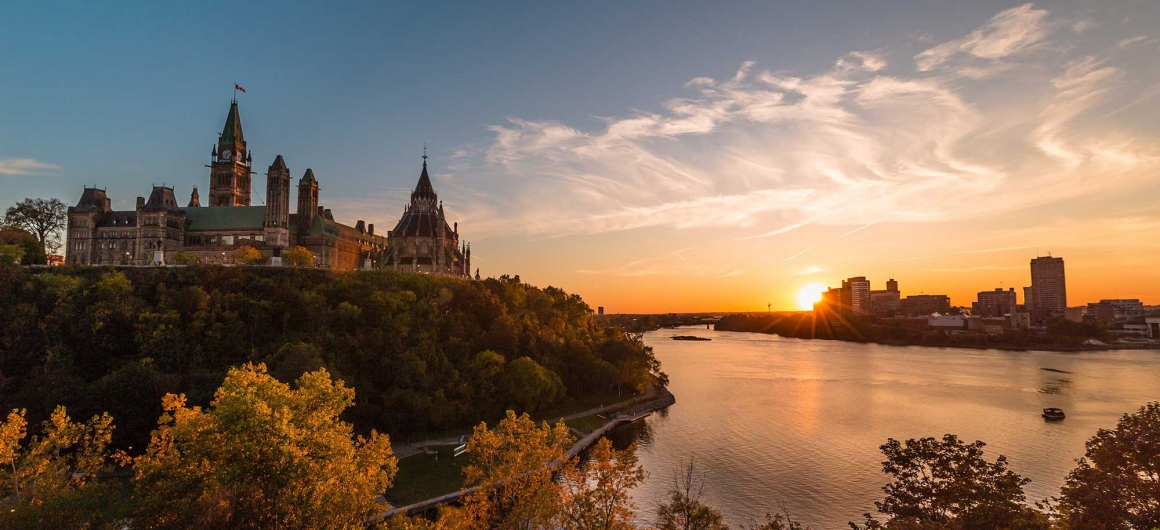 Parliament Hill, Ottawa, Canada