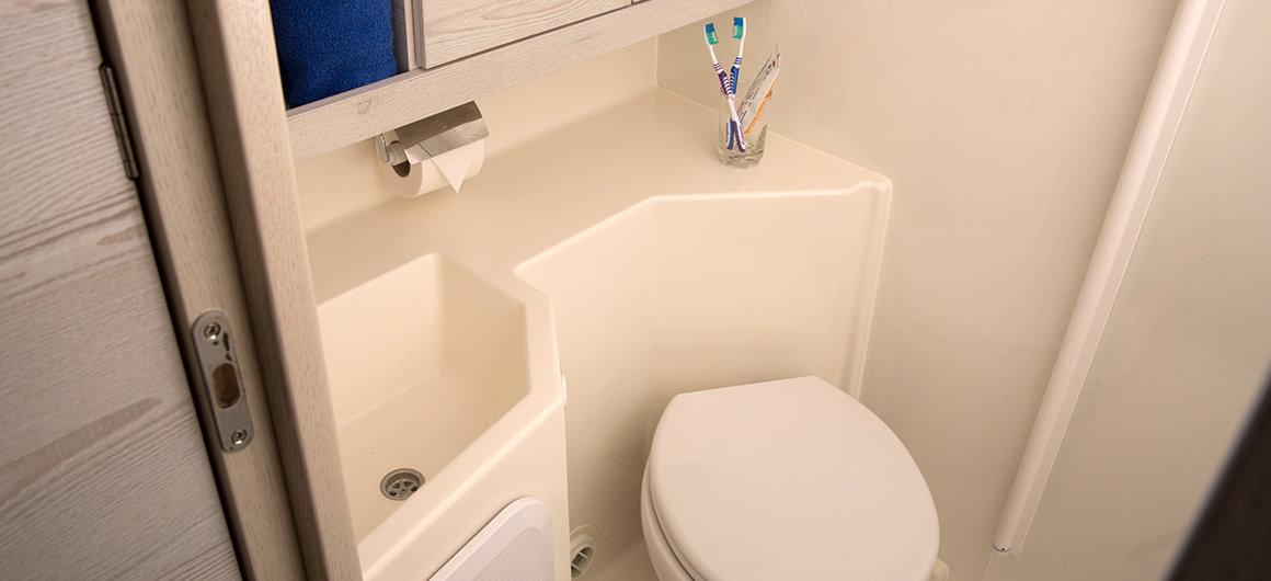 Horizon 4 - Salle de bain avant