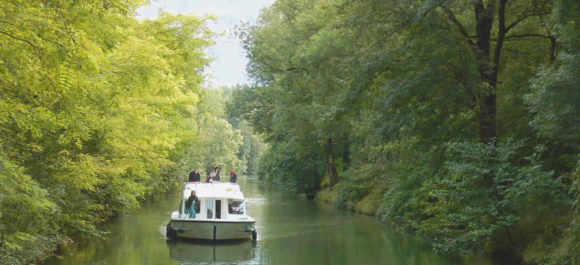 Amarrage en Charente