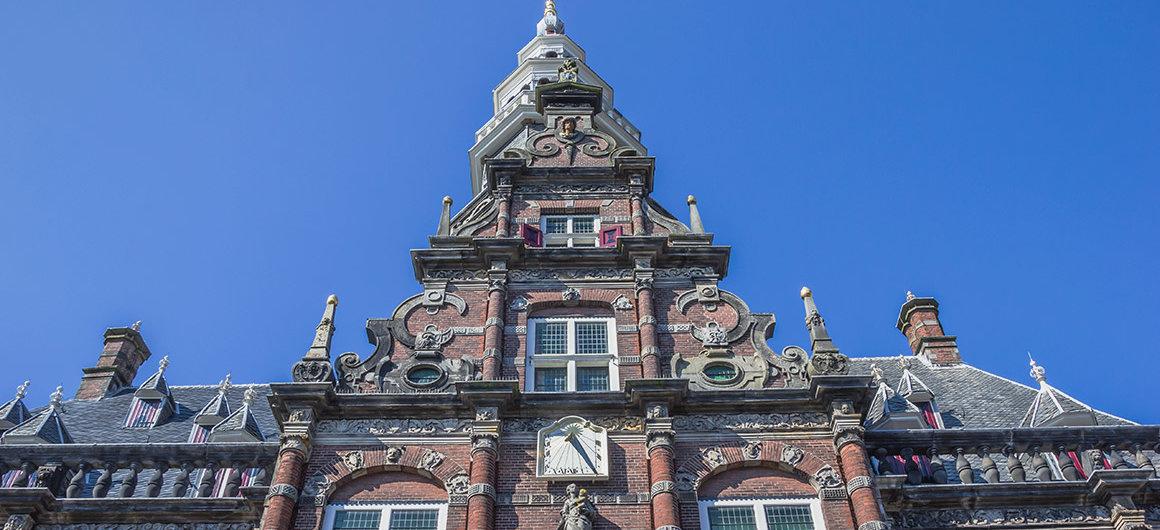 Mairie de Bolsward, Pays-Bas