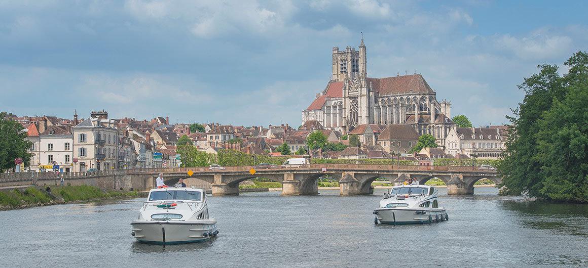 Caprice à Auxerre