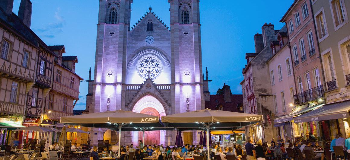 Cathédrale Saint-Vincent, Chalon-sur-Saône