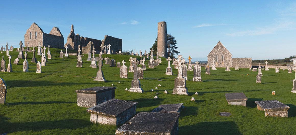 Clonmacnoise, Irlande