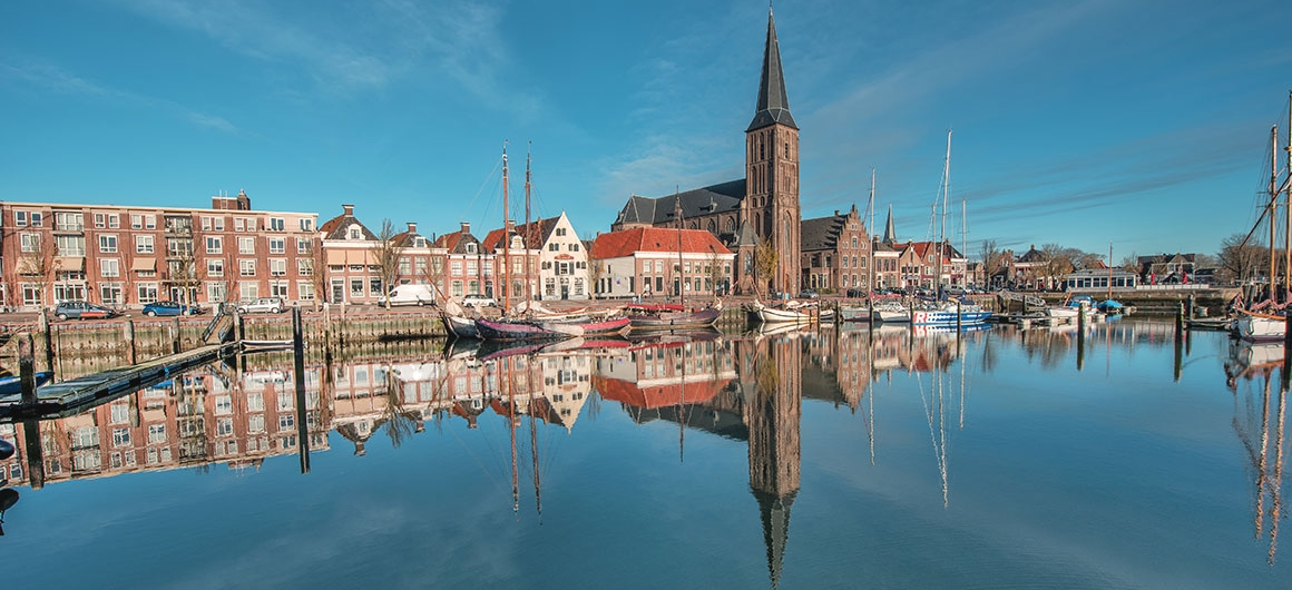 Port de Harlingen, Pays-Bas