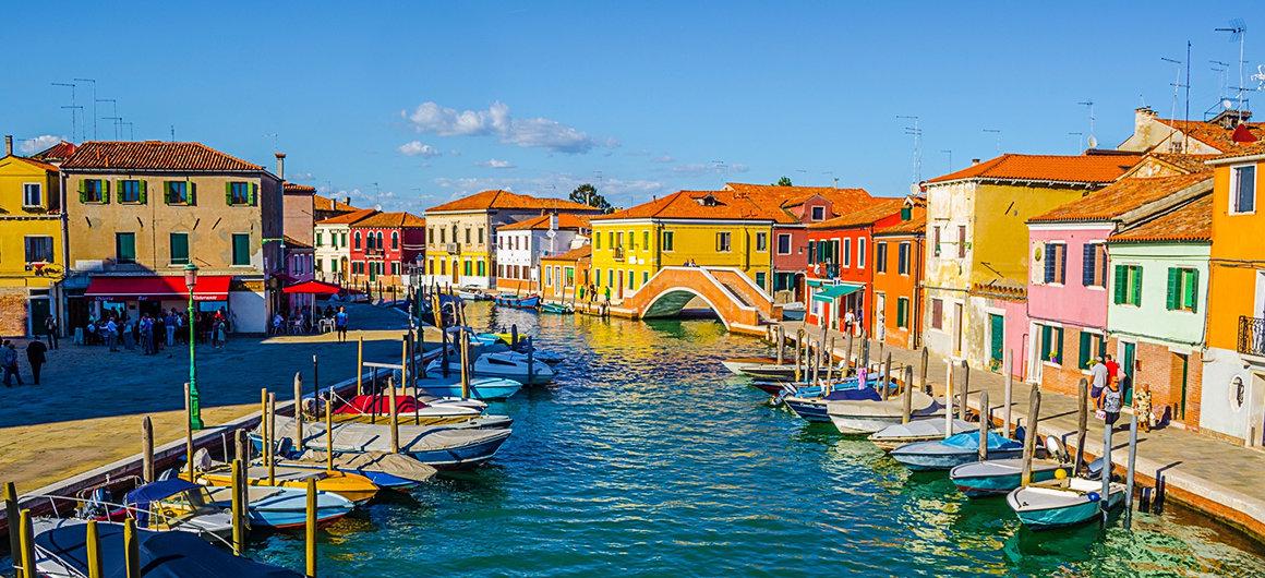 Murano, Italie