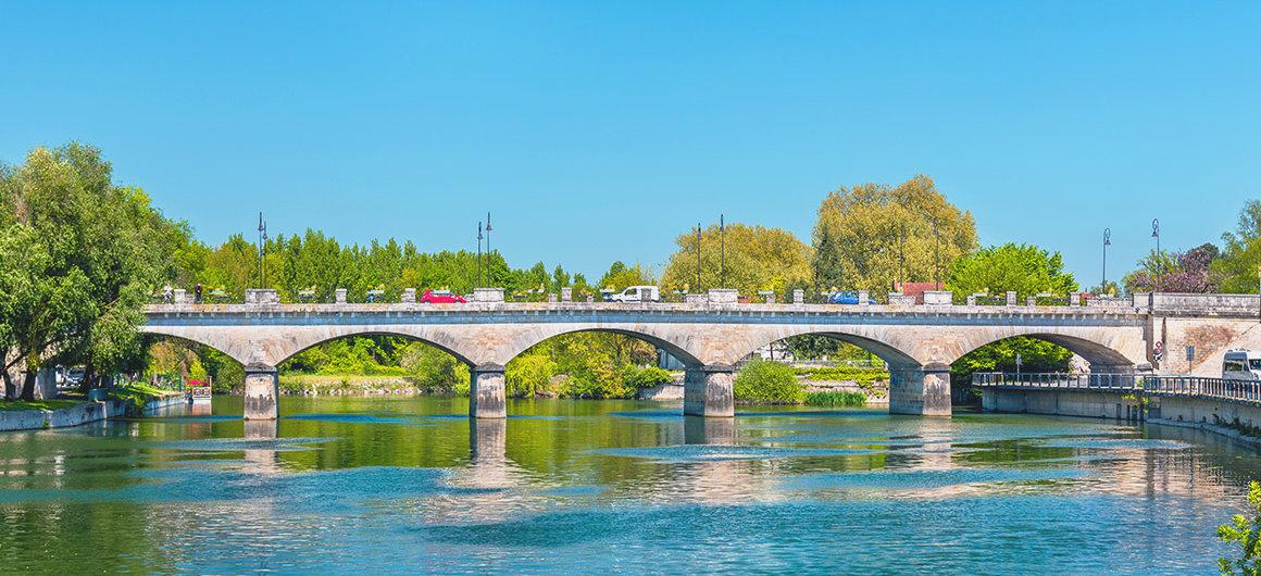 Pont Neuf à Cognac