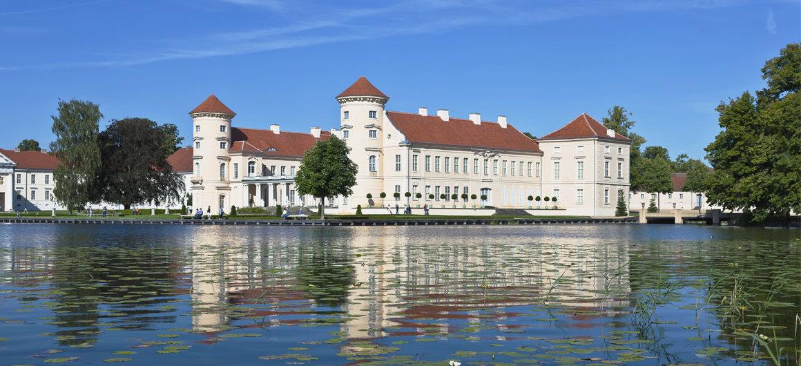 Château de Rheinsberg, Allemagne