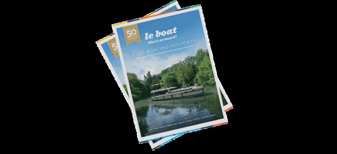 Brochure 2020 Le Boat