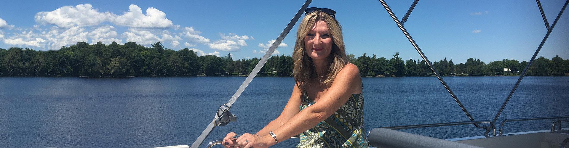 Cheryl Brown | Directrice Générale | Le Boat