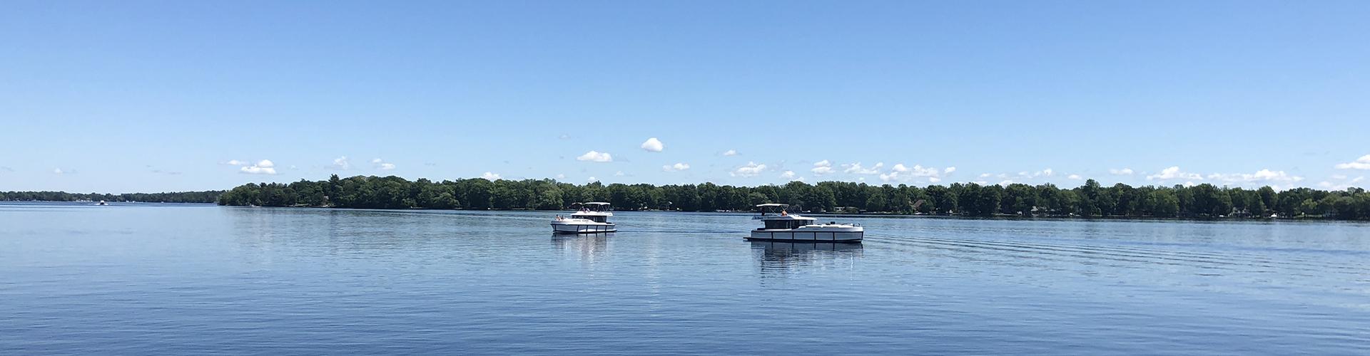 Le Boat Premier fleet