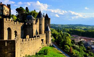 Cité médiévale de Carcassonne, Canal du Midi