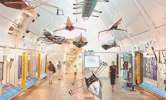 Musée de l'aviron à Henley-on-Thames