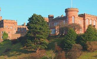 Château d'Inverness à Inverness