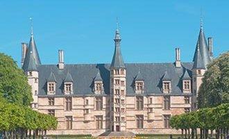 Palais Ducal à Nevers