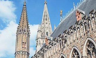 Cathédrale Saint-Martin, Ypres