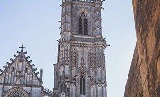 Collégiale Saint-Martinde Clamecy