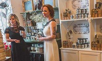 Boutique de Wick Witch à Merrickville